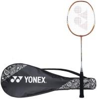 Yonex ZR 100 LIGHT Orange Strung Badminton Racquet(Pack of: 1, 400 g)
