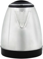 XYDROZEN ™ Cordless-Base |in-Built Filter Sieve|Dry Boiling&Over-Heat Protection Electric Kettle(1.8 L, Silver)