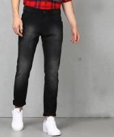 Metronaut Regular Men Black Jeans