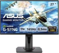 Asus 27 inch Full HD LED Backlit TN Panel Gaming Monitor (VG278QR)(AMD Free Sync, Nvidia G-Sync)