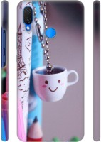 Casotec Back Cover for Huawei Nova 3i(Photography Design, 3D Case)