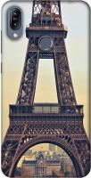 Casotec Back Cover for Asus Zenfone Max (M2) ZB633KL(Eiffel Tower Design, 3D Case)