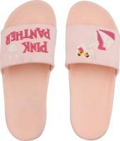 Orysta Women Pink Slides