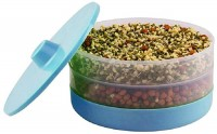 Batwada export sprout 1  - 1800 ml Plastic Grocery Container(Multicolor)