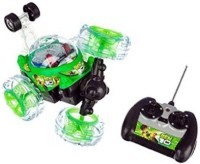 toys nation Radio Controlled Acrobatic 360 Stunt Car (Multicolor)(Multicolor)