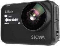 SJCAM SJ9 Strike 4K Supersmooth GYRO/EIS Wireless Charging Live Streaming Waterproof Sports and Action Camera(Black, 12 MP)