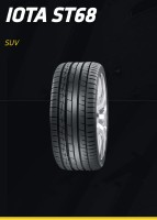 Accelera IOTA-ST68 THE MODERN SUV TIRE 4 Wheeler Tyre(235/65 R17-108V XL, Tube Less)