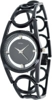 Wilton Latest Collection Black Color Transparent Steel Belt Watch for Girls & Women's bh65 Analog Watch  - For Girls