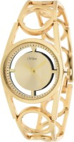 Wilton Gold Color Transparent New Collection Stylish Belt Watch for Girls & Women's fg-65 Analog Watch  - For Girls