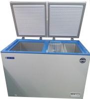 Blue Star 300 L Double Door Standard Deep Freezer(White, 300 Liter Deep Freezer)