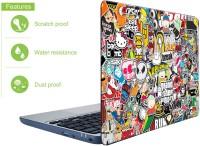 doodad Supersavers Premium Vnyl Laptop Decal 15.6