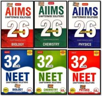 Mtg { Aiims+ Neet } 2019 (6-Book Set -Pcb) Chapterwise Solved Papers-2019(Paperback, MTG EXPEART TEAM)