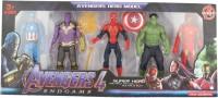 Johnnie Boy Original Super Hero Team Avengers END GAME(Multicolor)