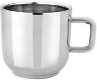 RISHI METAL Metal Stainless Steel Cup Mug for Tea & Coffee Steel(Steel, Pack of 6)