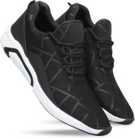 AWM AWM Men's Sports Shoes (Black-6) Running Shoes For Men (Black) Running Shoes For Men(Black)