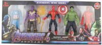 Tenderfeet Original Super Hero Team Avengers END GAME(Multicolor)