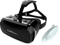 AuraVR Pro VR Headset/Virtual Reality Gear comes with 42mm lenses(Smart Glasses)