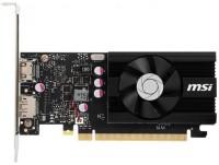 MSI NVIDIA GT-1030-2GD4-LP-OC 2 GB GDDR4 Graphics Card(Black)
