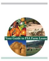 Your Guide to FSA Farm Loans(English, Paperback, United States Department of Agriculture)