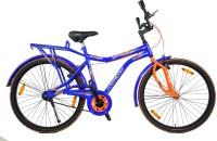Atlas Spyder IBC Bike For Adults Blue & Orange 26 T Mountain Cycle(Single Speed, Multicolor)