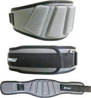 Hipkoo Sports Extreme Grid Design Foam Gym Belt (6 Inch Wide, 10mm Thickness) Waist Support(Multicolor)