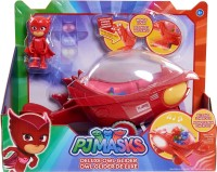 PJ Masks Deluxe Vehicle Owl Glider(Red)