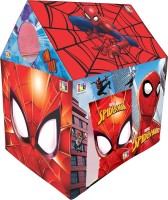 Marvel Spider-Man Role Play Pipe Tent House for Kids(Multicolor)