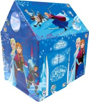 Disney Frozen Role Play Pipe Tent House for Kids(Multicolor)