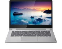 Lenovo Core i3 8th Gen - (4 GB/512 GB SSD/Windows 10 Home) C340-14IWL 2 in 1 Laptop(14 inch, Platinum Grey, 1.65 kg, With MS Office)