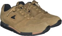 Bata Sports Suede Outdoors For Men(Beige)