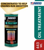 Abro OT-511 Premium Oil Treatment High-Mileage Engine Oil(0.443 L)