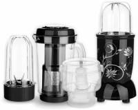 Wonderchef Nutri-blend CKM 400 W Juicer Mixer Grinder(Black, 3 Jars)