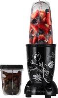 Wonderchef Nutri Blend Nutri-Blend 400 W Juicer Mixer Grinder(Black, 2 Jars)