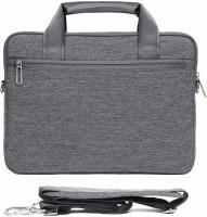 Red Lemon Casual Essential 13.3 (RL_CEGR13-Grey) Waterproof Messenger Bag