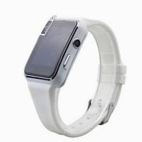 K V ELECTRONICS X6 phone White Smartwatch(White Strap, FREE SIZE)