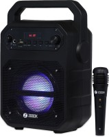 Zoook ZB-ROCKER THUNDER 20 W Bluetooth Party Speaker(Black, Stereo Channel)