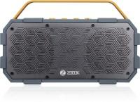 Zoook ZB-Rocker Torpedo 50 W Portable Bluetooth Party Speaker(Grey, 2.1 Channel)