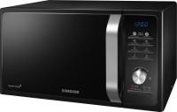 Samsung 23 L Solo Microwave Oven(MS23F301TAK, Black)