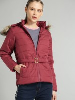 Roadster Full Sleeve Solid Women Jacket