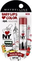 Maybelline Alia Loves NY Lip Balm High line wine(Pack of: 1, 4 g)