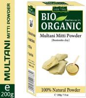 Indus Valley Bio Believe in Organic Multani Mitti Powder (Bentonite Clay)(200 g)