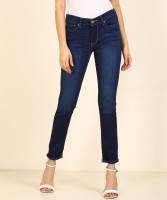 Levi's Skinny Women Dark Blue Jeans