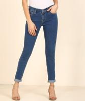 Levi's Super Skinny Women Blue Jeans