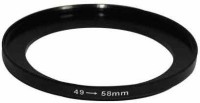 Camlife Step Up Ring and Filter Converter Ring (49-58mm) Step Up Ring(49 - 58 mm)
