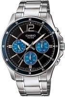 CASIO A1646 Enticer Men's ( MTP-1374HD-2AVIF ) Analog-Digital Watch  - For Men