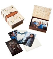 Game of Thrones: The Postcard Collection(English, Postcard book or pack, Insight Editions)
