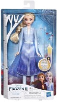 Disney Frozen Elsa Magical Swirling Adventure Fashion Doll That Lights Up, by Frozen 2, Toy For Kids Ages 3 & Up(Multicolor)
