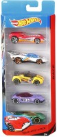 Hot Wheels 5 car gift pack(Multicolor, Pack of: 5)