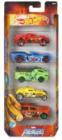 Hot Wheels ThemedAvengers5-Pack(Multicolor)