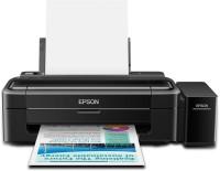 Epson L130 Single Function Inkjet Printer(Black, Ink Bottle)